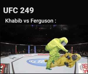 Kavanagh's Prescient Tweet Ahead of Khabib and Ferguson Fight at UFC 249