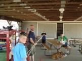 Troop 602 spinning rope