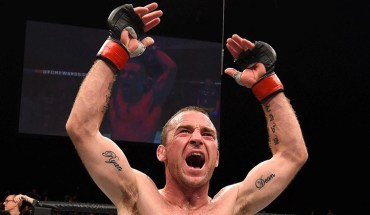 Neil Seery vs Mikael Silander Cage Warriors 55.