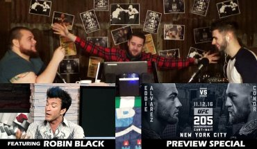 UFC 205 Preview Special with Robin Black