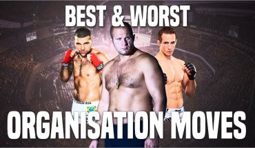 Best worst fighter transitions.