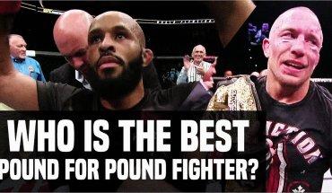 Best p4p fighters interview with Brendan Dorman.