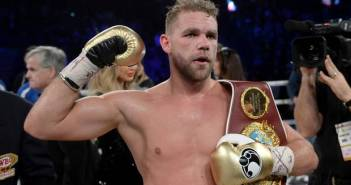 Billy Saunders