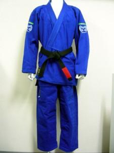 MACHADO Summer Weave Brazil Logo Blue A3