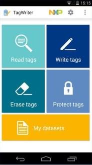 tag writer