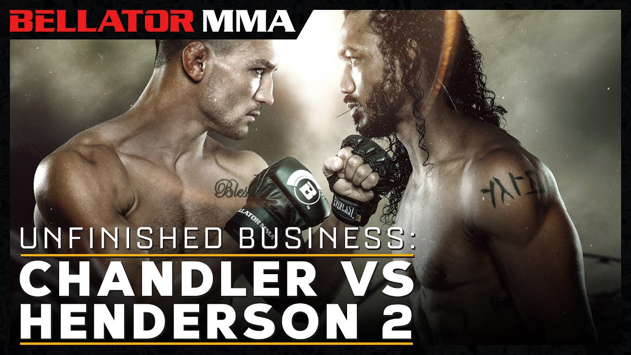 Bellator 243: Chandler vs Henderson 2