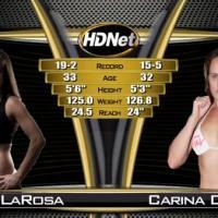 VIDEO: Tara LaRosa vs Carina Damm