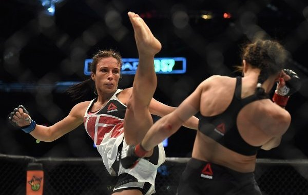 Valerie Letourneau Clarifies Wardrobe Malfunction Issue In Ufc Fight