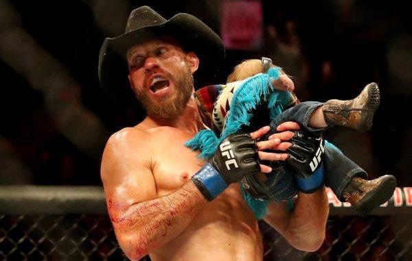 Cowboy or Conor