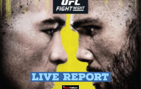 UFC Newark