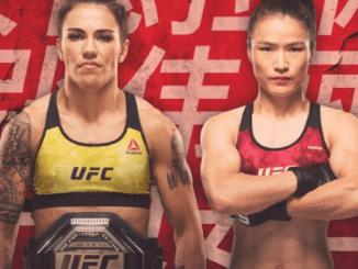 UFC Shenzhen