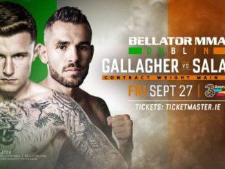 Bellator Dublin