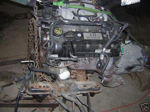 '97 Lincoln Mark VIII LSC engine | MaverickComet Forums