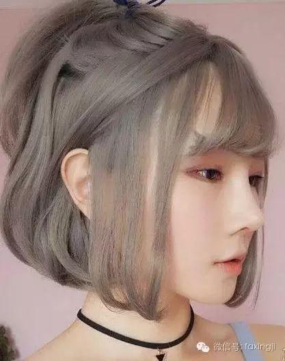今年秋季最新時尚髮色潮「我」看-時尚類微信文章-指尖日報
