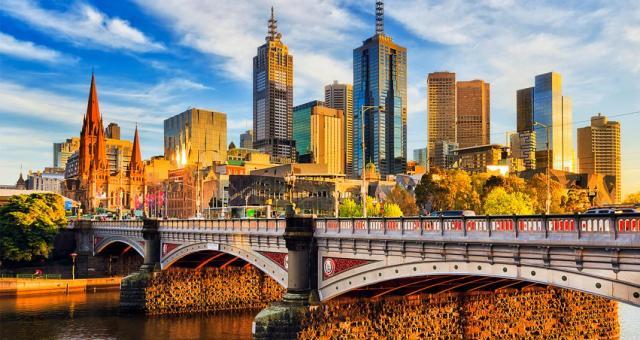 Graduate in Melbourne