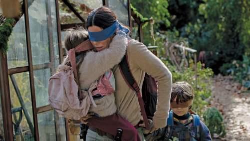 Passpod, Birdbox, Rekomendasi film serial netflix
