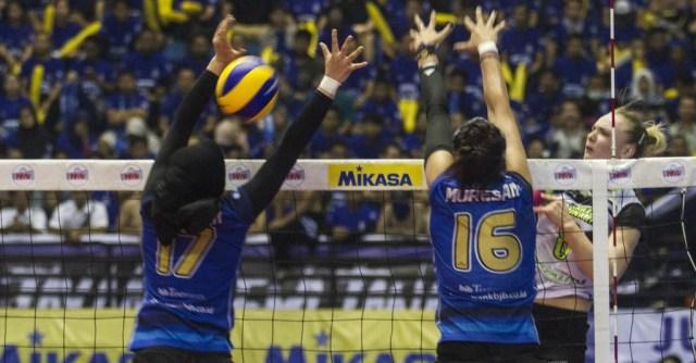 Hasil Voli Putri Asian Games: Timnas Indonesia Menang atas ...