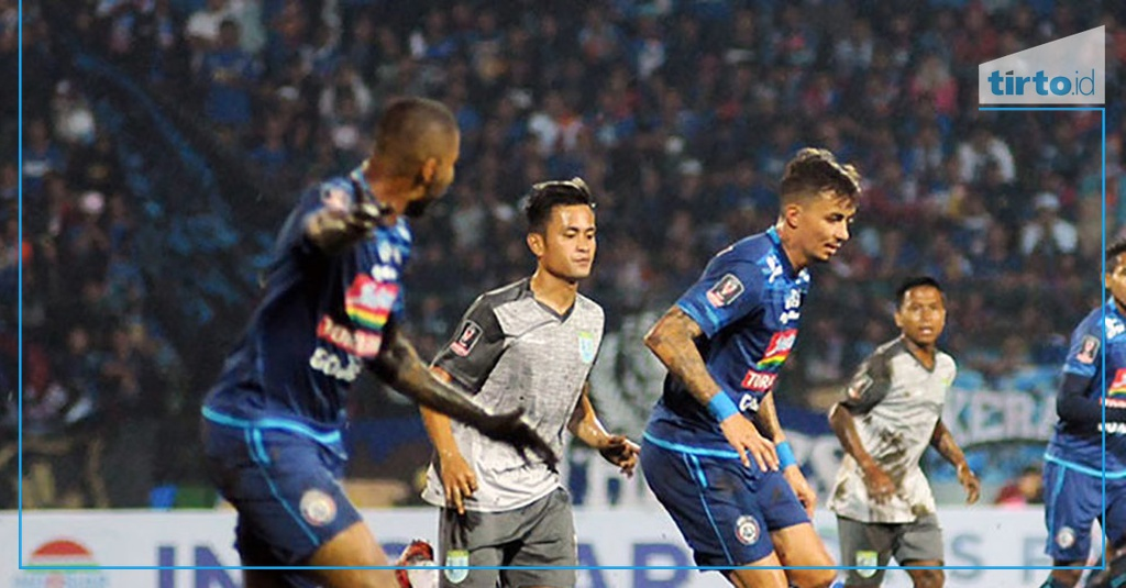 Persela Vs PSIS