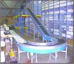 Belt conveyors by Moving Methods