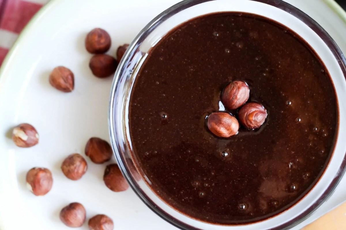 Domowa nutella czyli zdrowy krem orzechowy