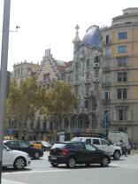 1 Casa Batllo from the street