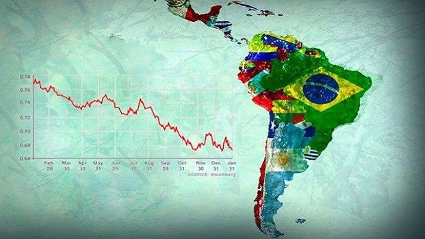 Resultado de imagen para crisis en america latina