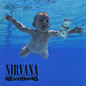 """Купить альбом """"Nevermind"""" на лицензионном диске"""
