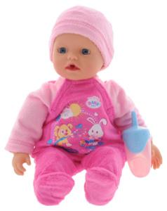 Купить Baby Born Пупс цвет одежды светло-розовый розовый - детские товары Baby Born в интернет-магазине OZON.ru, цена baby born пупс цвет одежды светло-розовый розовый