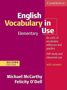 """English Vocabulary in Use: Elementary на OZON.ru"