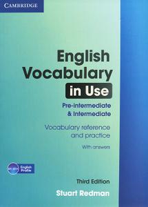 """""""English Vocabulary in Use: Pre-intermediate and Intermediate на OZON.ru"""