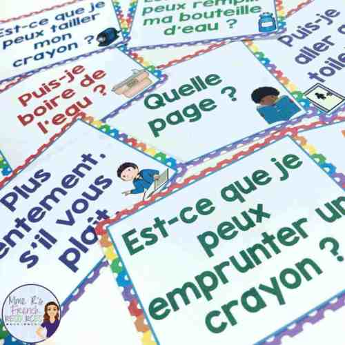 French-classroom-expressions-posters