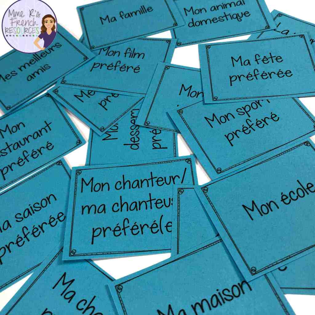 French-speaking-prompts