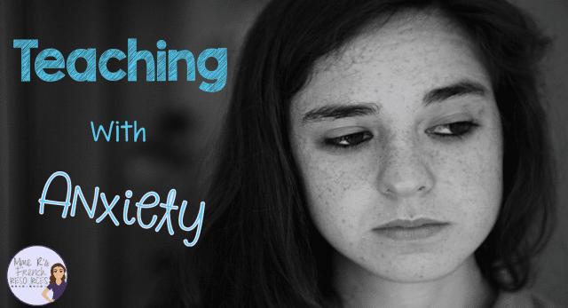 teaching-anxiety