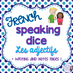 french-adjective-speaking-activity
