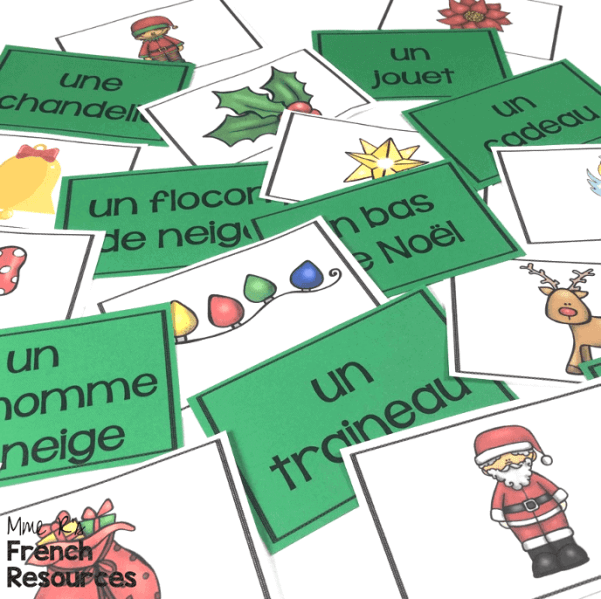 French-christmas-game