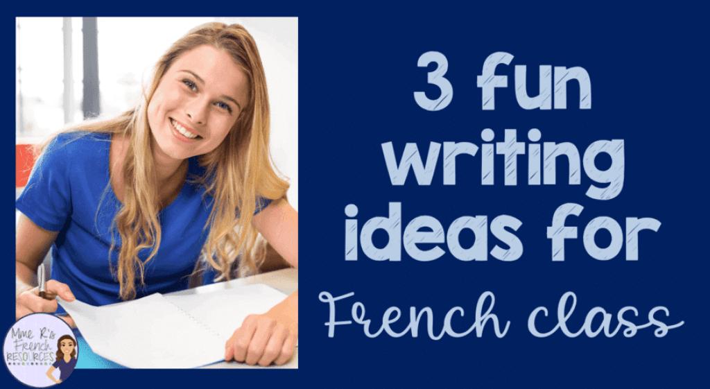 teaching-writing-french