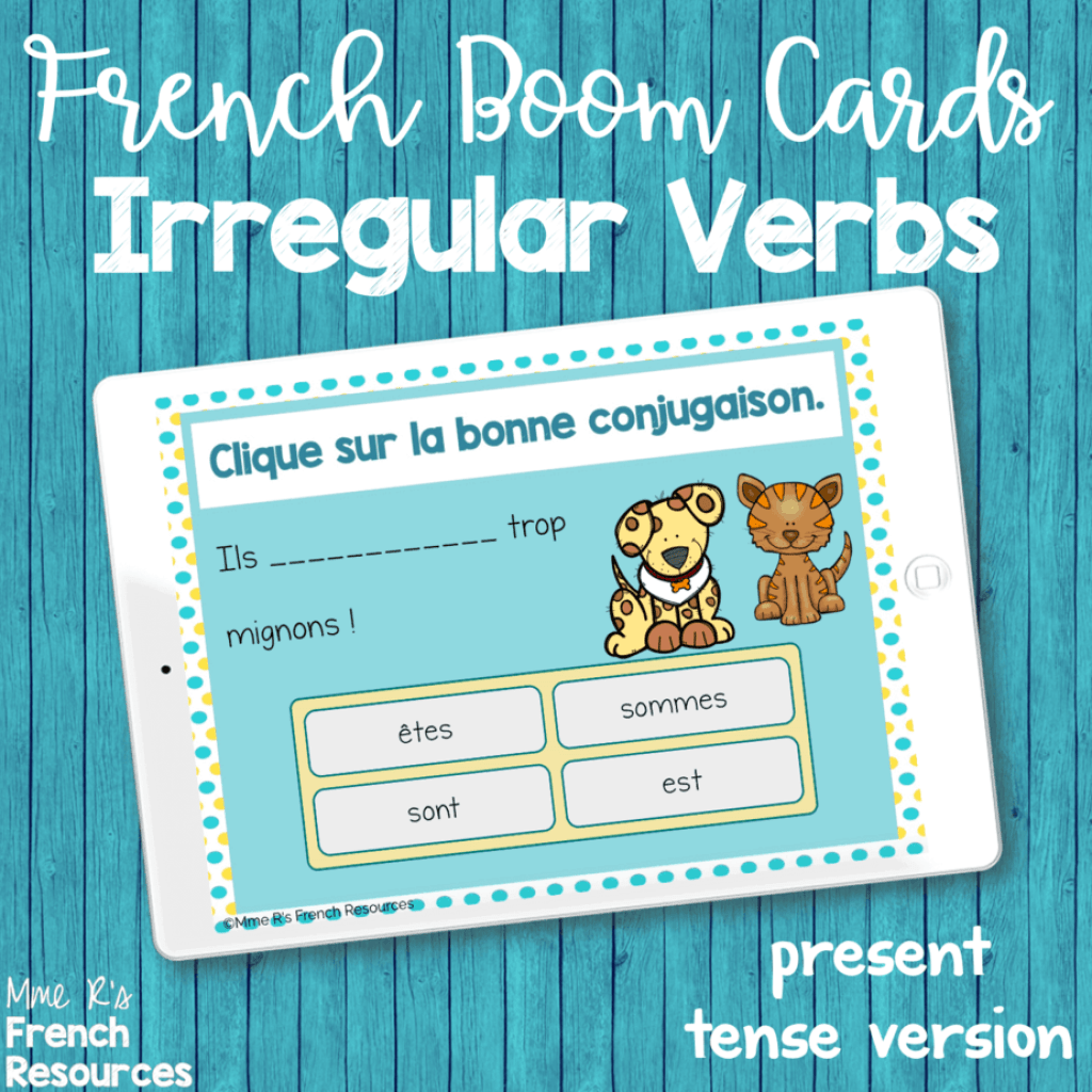 French-digital-verb-activity