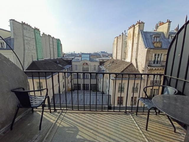 location appartement avec terrasse