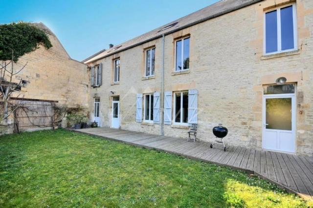 vente maison avec terrasse caen 14