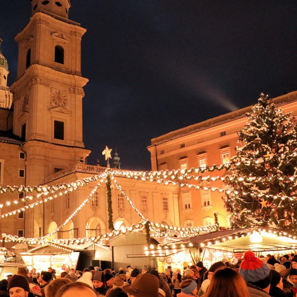 Christkindlmärkte 2018 (Altötting, Nürnberg, Salzburg)