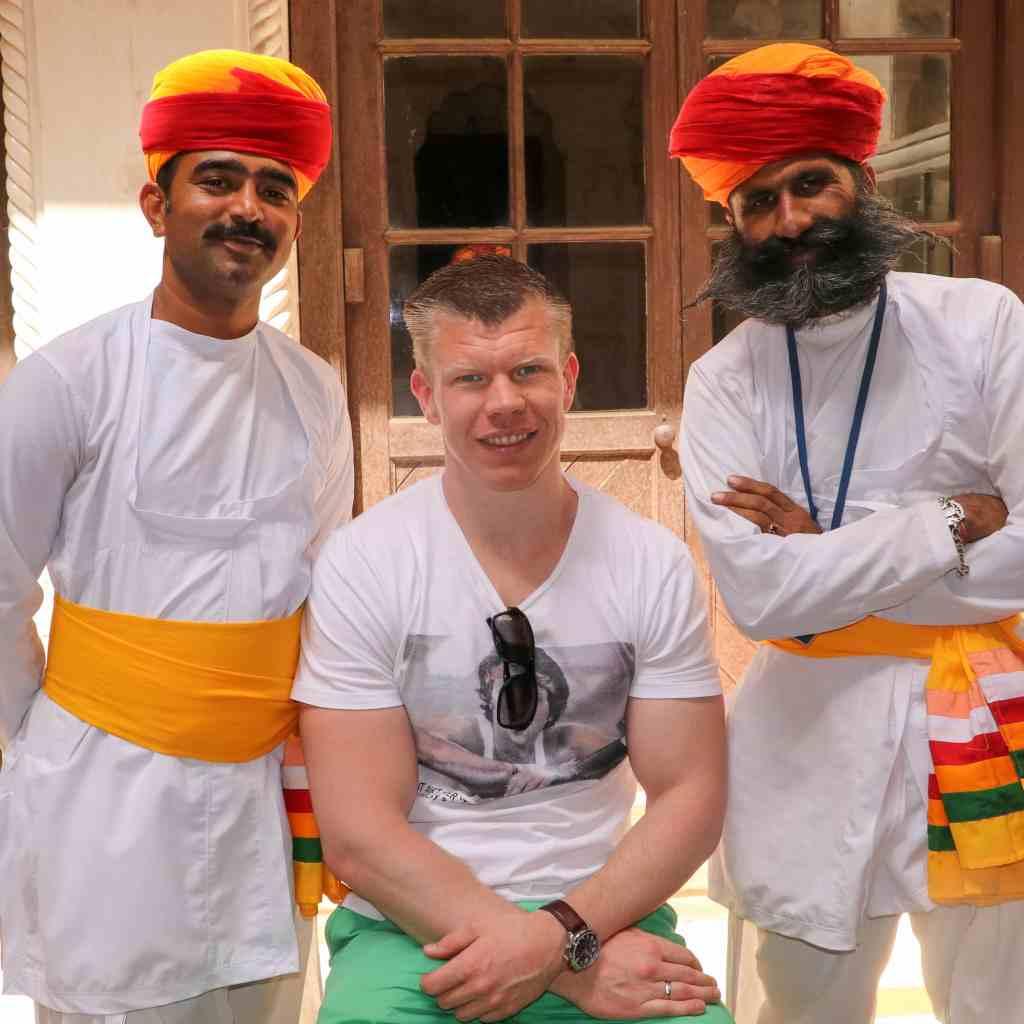 Menschen in Indien: Unsere Beobachtungen