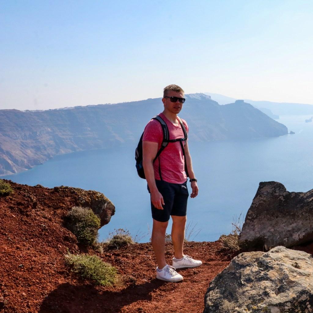Griechenland: Unsere Wanderung von Oia nach Firá (Santorin)