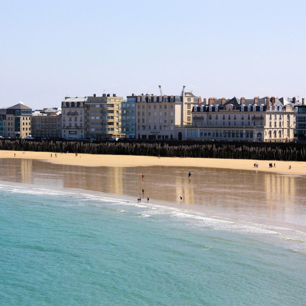 Frankreich: Sehenswürdigkeiten in Saint-Malo