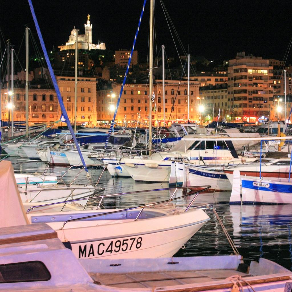 Frankreich: Sehenswürdigkeiten in Marseille