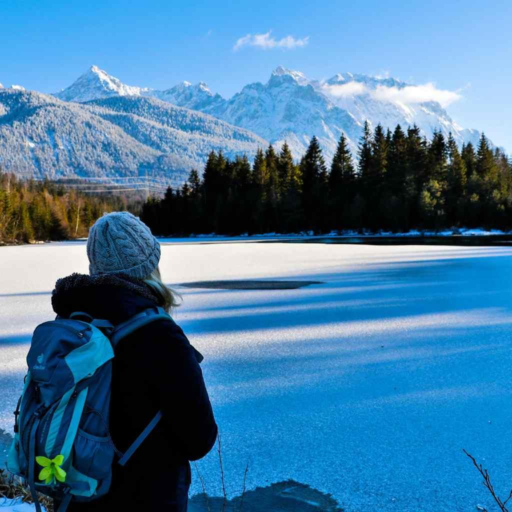 Unsere schönsten (Seen-) Rundwanderungen in Bayern mit Blick auf die Alpen
