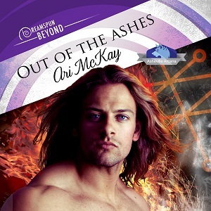 Ari McKay - Out of the Ashes Square