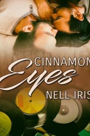 Nell Iris - Cinnamon Eyes Cover