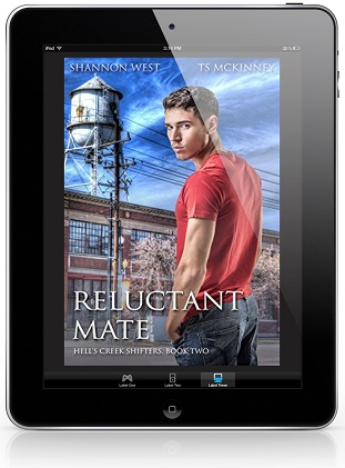 Reluctant mate by Shannon West & T.S. McKinney