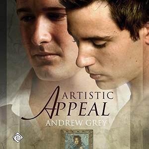 Artistic Appeal by Andrew Grey ~ Audiobook
