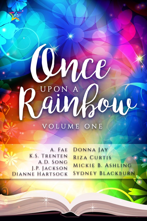 Once Upon A Rainbow Vol One Blog Tour, Exclusive Excerpt & Giveaway!